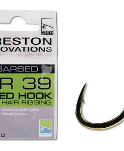 Preston PR 39 Barbed Eyed Hook