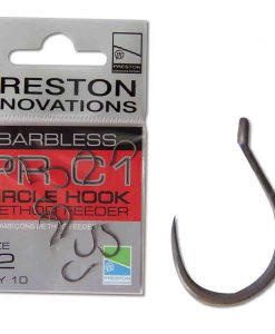 Preston PR C1 Barbless Circle Hook Method Feeder
