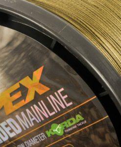 Korda APEX Braided Mainline - 450mt