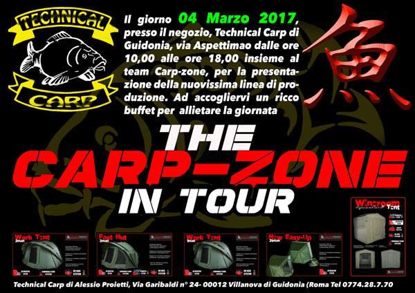 THE CARP-ZONE IN TOUR