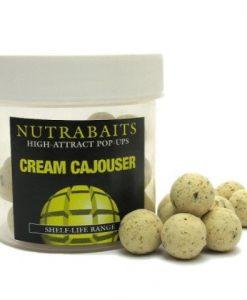 Nutrabaits CREAM CAJOUSER Pop-Up 15mm-20mm