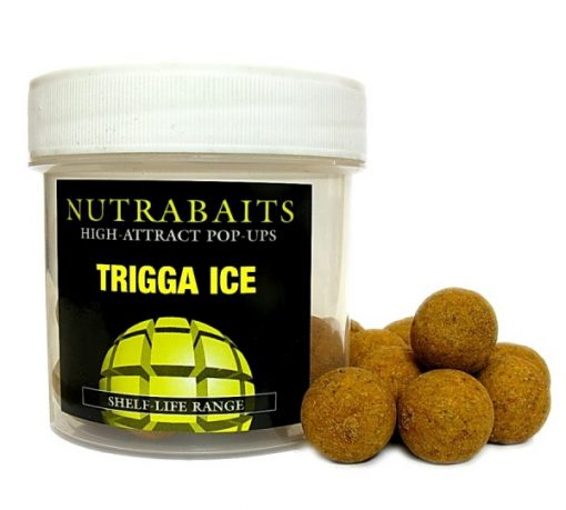 Nutrabaits TRIGGA ICE Pop-Up 15mm-20mm