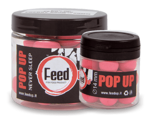 Feed Up Pop Up FLUO PINK Cherry Boom 14mm-20mm-24mm