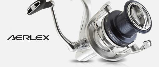Shimano Aerlex 10000 XSB