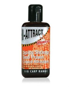 Dynamite Spicy Shrimp & Prawn Liquid Attractant 250ml