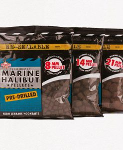 Dynamite Marine Halibut Pellets Pre-Drilled