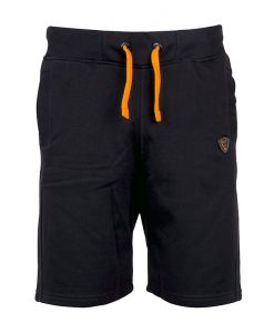 Fox Black & Orange Lightweight Jogger Shorts