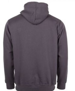 NASH STREET GREY HOODY