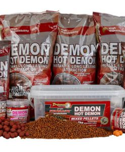 Starbaits Demon Hot Demon Boilies - 1Kg