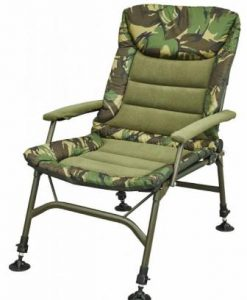 Starbaits Camo Recliner Chair