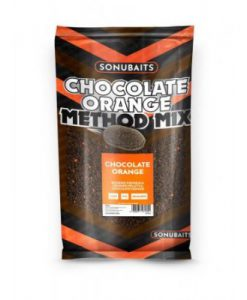 Sonubaits Chocolate Orange Groundbait - 2Kg