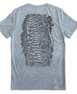 Korda Scaley T-Shirt - GREY
