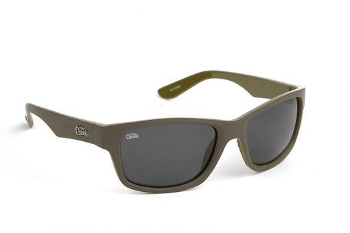 Fox Chunk Sunglasses -Khaki Grey