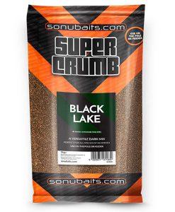 Sonubaits Super Crumb BLACK LAKE - 1Kg