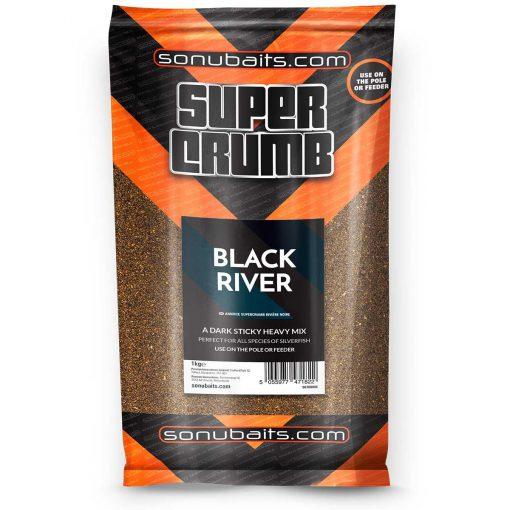Sonubaits Super Crumb BLACK RIVER - 1kg