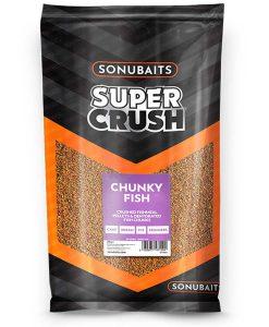 Sonubaits Super Crash - CHUNKY FISH 2kg