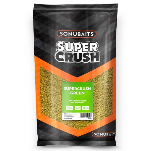 Sonubaits Supercrush Green - 2kg