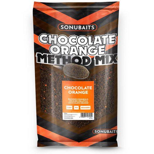 Sonubaits Chocolate Orange Method Mix  - 2Kg