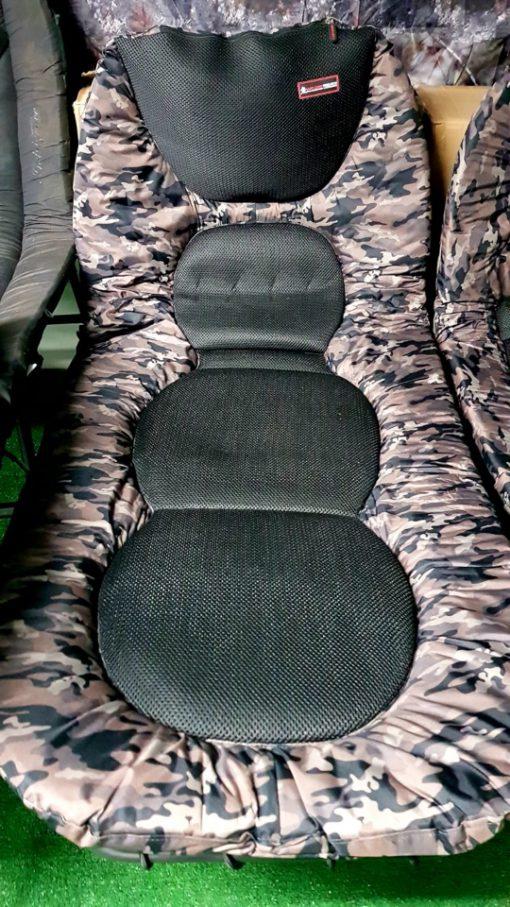 Carp Zone DeathBed Bedchair CAMO