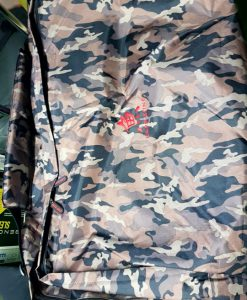Carp Zone Bag Bedchair CAMO