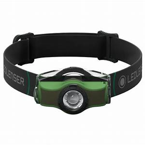 Led Lenser MH4 - Green & Black