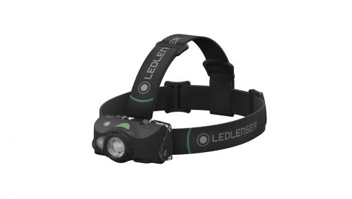 Led Lenser MH8 - Green & Black