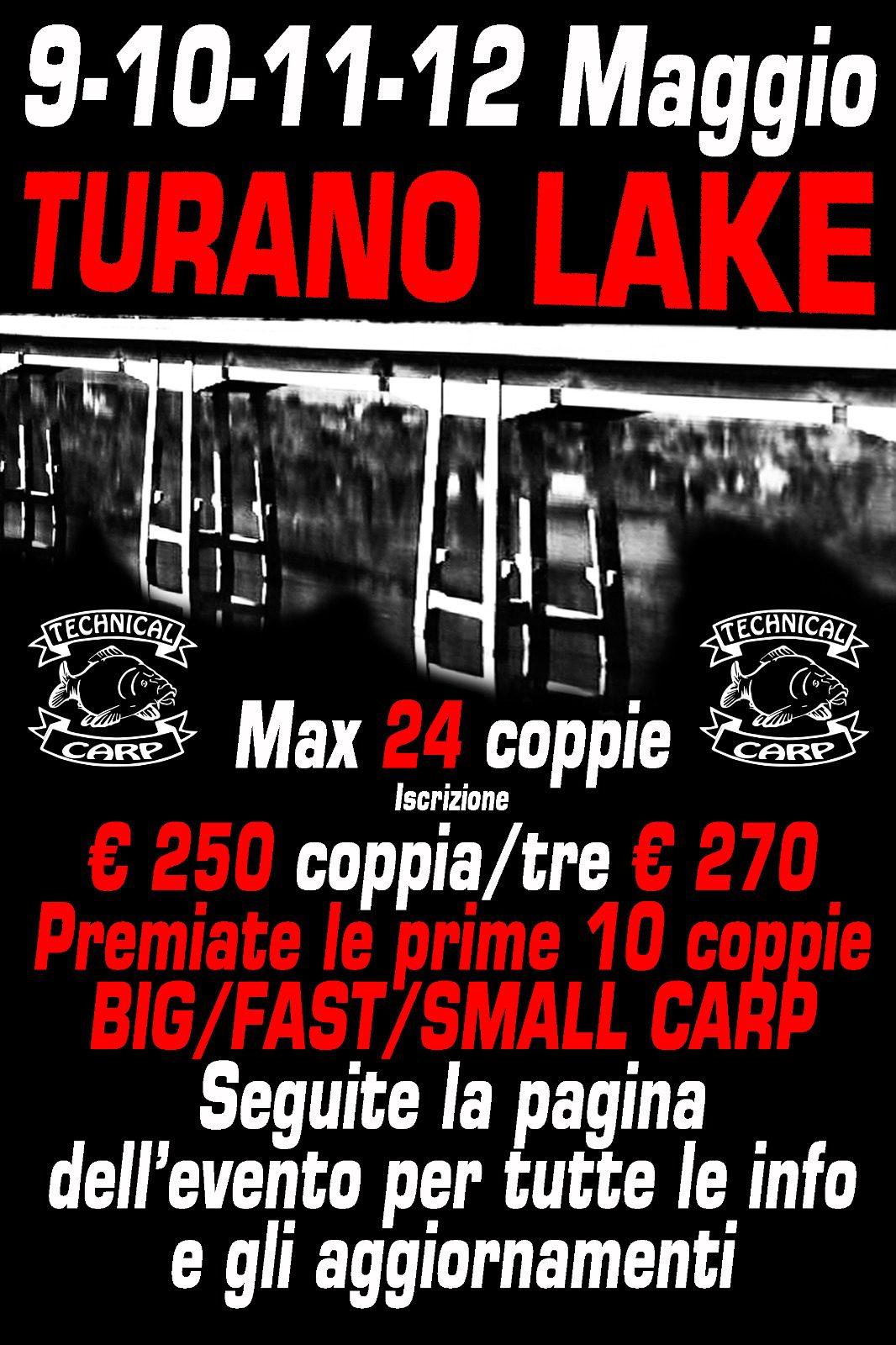 TURANO LAKE - 9-10-11-12 Maggio